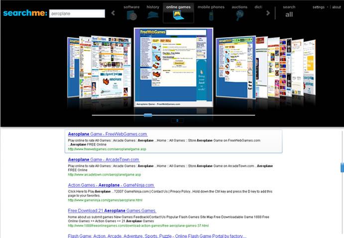SearchMe Demo